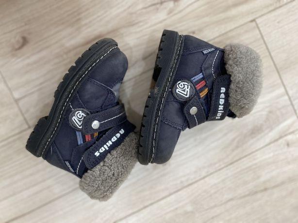 Детские сапожки, дитячі шкіряні черевики