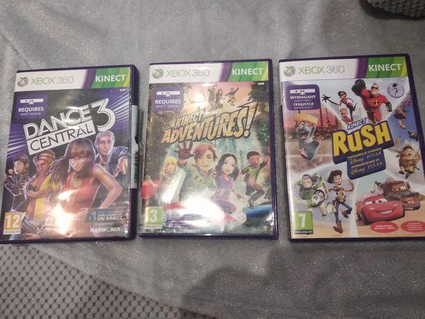 Gry na Xbox 360 Kinect 1 sztuka