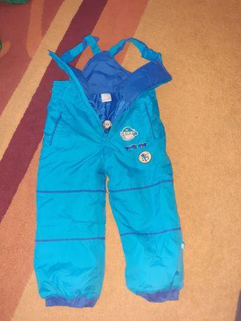 Spodnie narciarskie COCCODRILLO dziecięce rozm.98