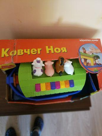 Іграшки ковчег ноя іграшка