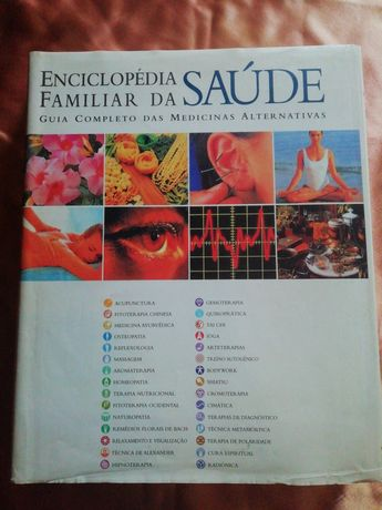 Enciclopédia familiar da saúde - envio grátis