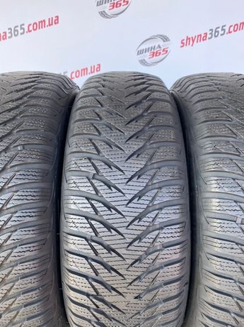 Шины б/у Зима 215/65 R16 GOODYEAR ULTRAGRIP 8 (6,4 та 8,4mm), 4шт
