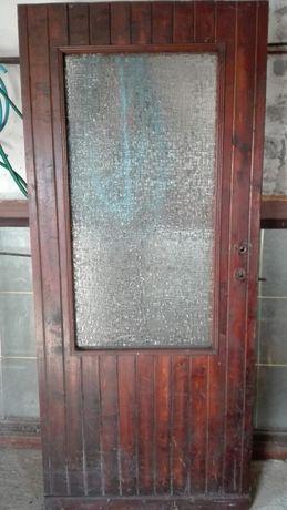 Drzwi drewniane 80tki