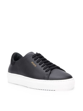 Sapatos/sapatilhas de couro verdadeiro Axel Arigato