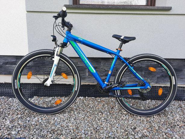 Rower HERKULES SONIC- Mtb, kola 26, aluminium, amortyzacja, Shimano