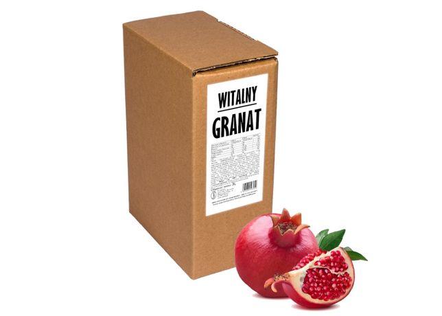 Sok z GRANATU 100% naturalny bez cukru Kielce