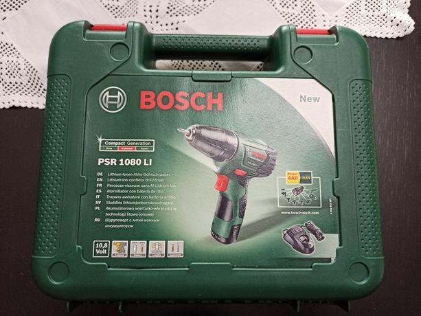 Aparafusador / Berbequim Bosch PSR 1080 LI (Como novo)