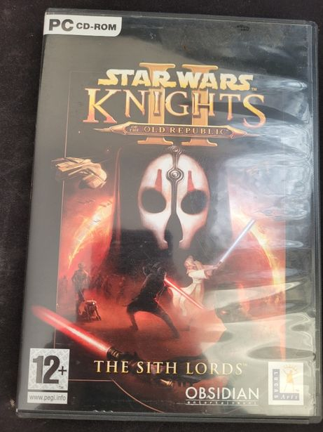 Star Wars Knights of the Old Republic II PC