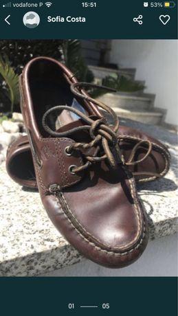 Sapatos vela Unissexo Timberland