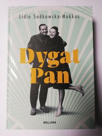Lidia Sadkowska-Mokkas - Dygat Pan (Biografia Stanisława Dygata)