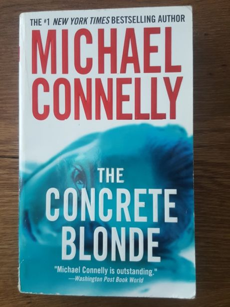 Michael Connelly - The Concrete Blonde - język angielski
