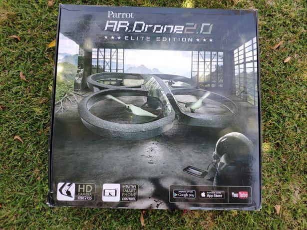 DRONE Parrot AR.Drone2.0 - Elite Edition versão Jungle [COMO NOVO]