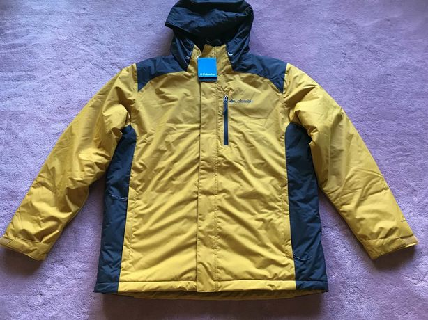 Куртка мужская Columbia omni heat , L