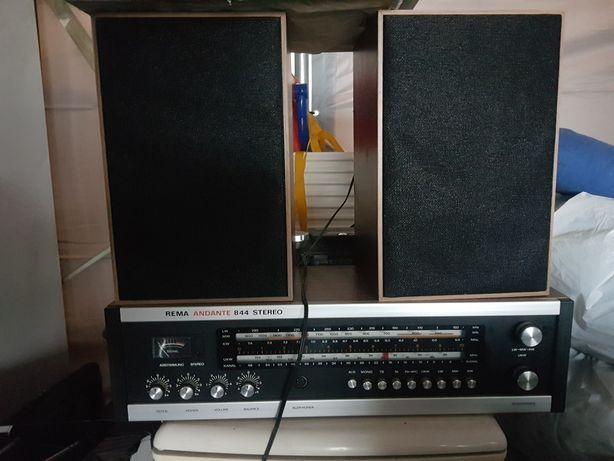 Amplituner Rema andante 844 stereo