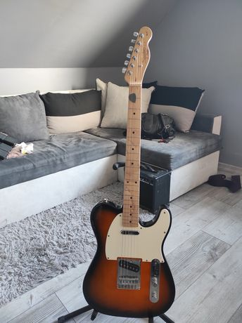Gitara elektryczna Fender squier affinity telecaster