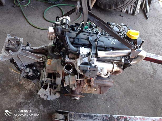 ДВИГАТЕЛЬ 1,5 dci 55 63 78 кВт Renault Scénic Megane 2004-2009 kangoo