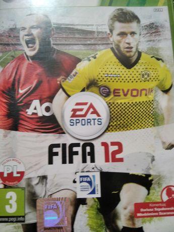 FIFA 2012 i pes2009 Xbox 360