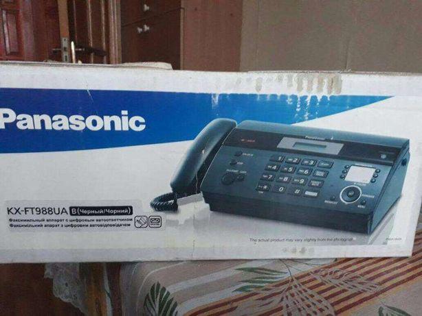 Панасоник КХ-FT988 UA факсимильный апппарат