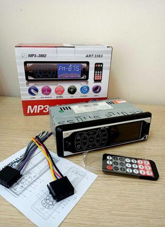 Автомагнитола 1DIN с сенсорным экраном с п\у MP3 UKC