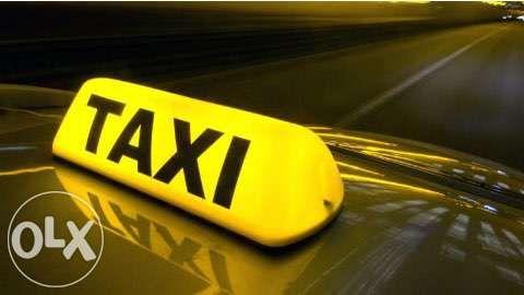 Licença de Táxi