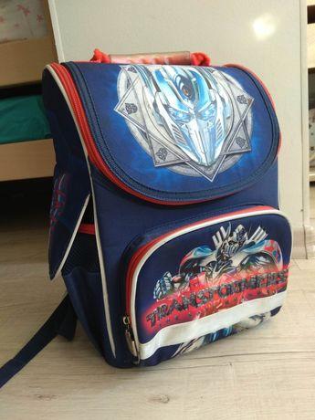 Kite кайт рюкзак ранец школьный первокласснику трансформеры