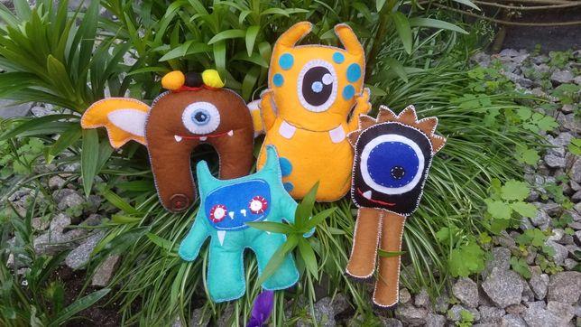 Детские игрушки из фетра