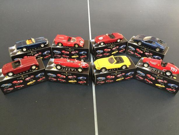 Ferrari Clássicos Shell (colecção completa)