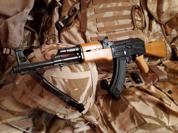 """Автомат Калашникова АК 47 на пистонах """"Golden Gun"""""""