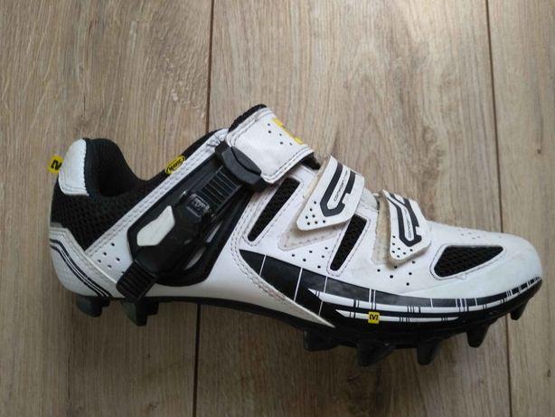 Mavic Razor buty rowerowe + bloki BBB 39 i 1/3 MTB