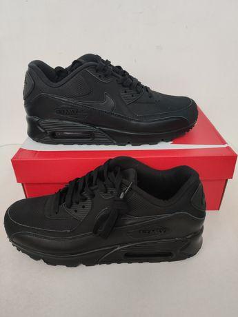 Кроссовки Nike Air Max 90 Essential Black ОРИГИНАЛ 537384-090 Новые