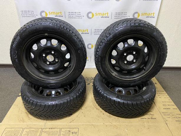 Комплект зимней резины с дисками 185/60 R 14 Continental