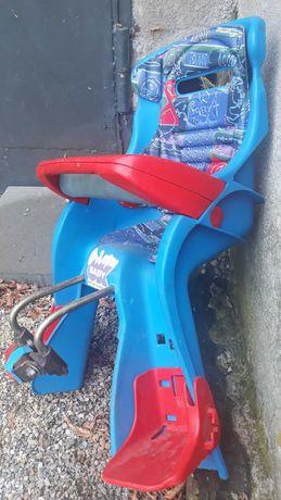 Fotelik rowerowy przedni OK BABY