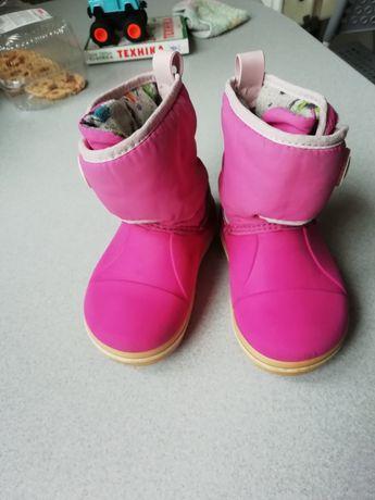 Сапожки ботинки Crocs