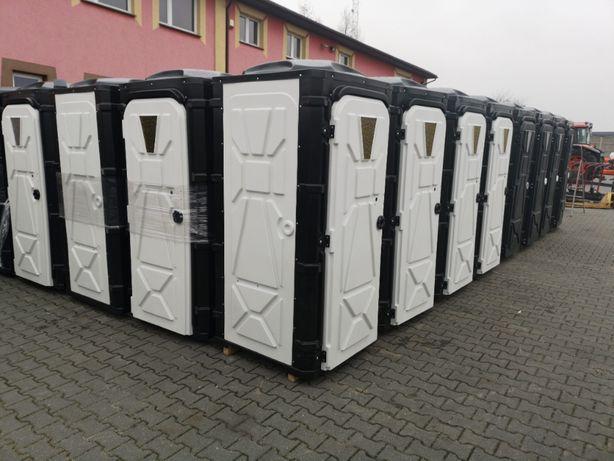 Toaleta przenośna na działkę budowę do sadu ogrodu wc ogrodu NOWE !!