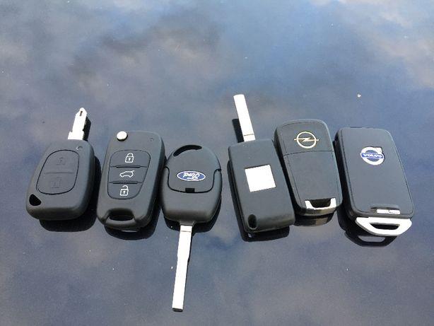 Dorabianie kodowanie kluczy samochodowych