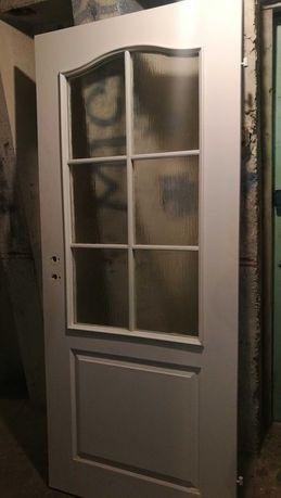 Drzwi drewniane czarne/biale rozne ceny