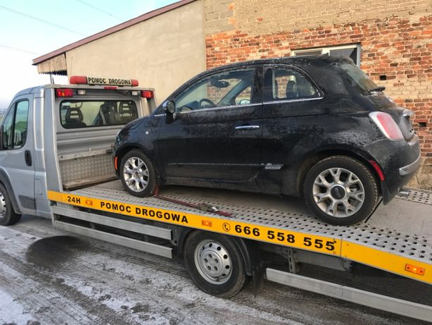 Pomoc Drogowa Autopomoc Holowanie Laweta 24h A2 S11 S5 DK11 Tanio !