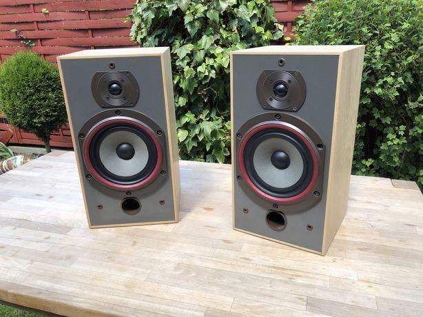 Kolumny/monitory Bowers Wilniks B&W DM 110 - perfekcyjne, audiofilskie