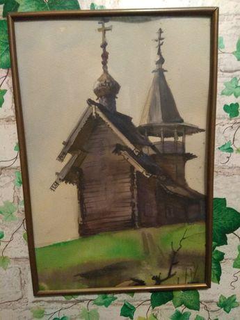 Продам картину 1976 год