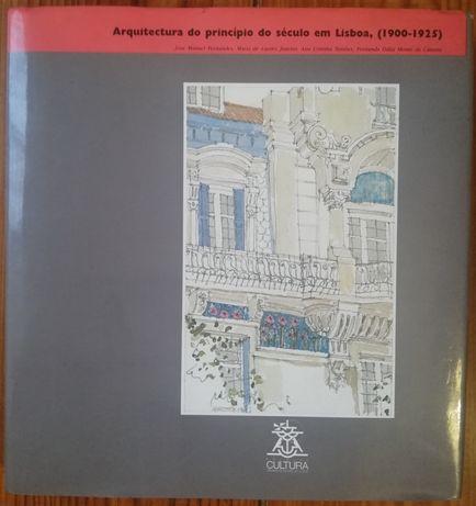 Arquitectura do princípio do século em Lisboa