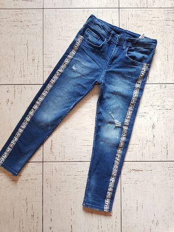 Модные джинсы для мальчика от H&M, 8-9 лет, 134 см, 150 грн.