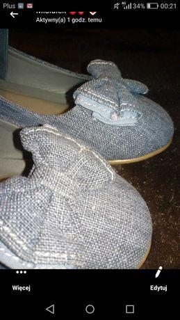 Sprzedam nowe buty dziewczęce 36r