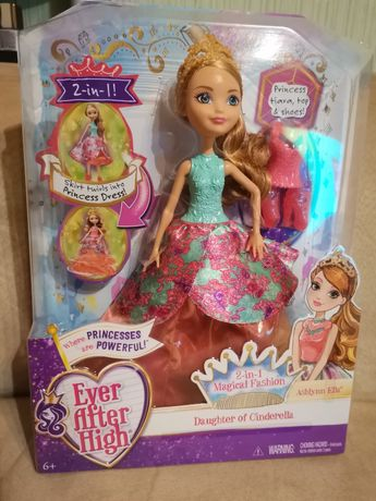 Ever After High Ashlynn Ella 2-in-1 Magical Fashion