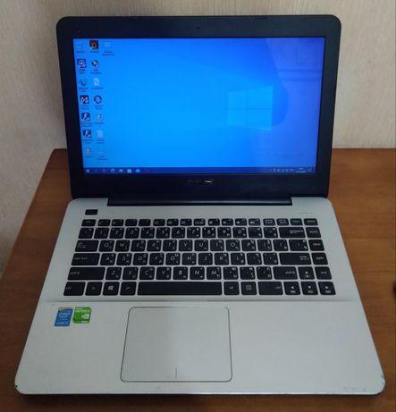 Ноутбук ASUS intel core i3/GT920