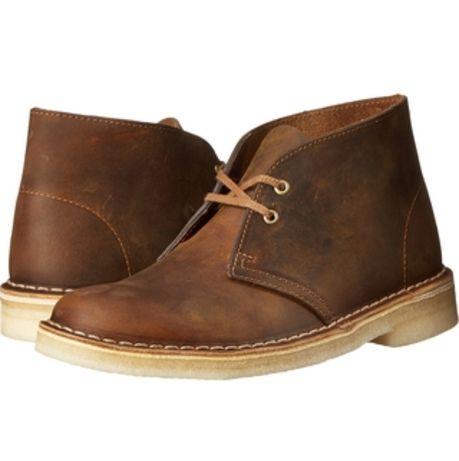 Дезерты Clarks desert boots originals beeswax 42 размера