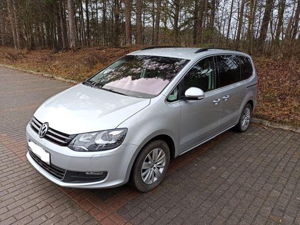 VW Sharan 2.0 TDI 140 KM 2012 rok