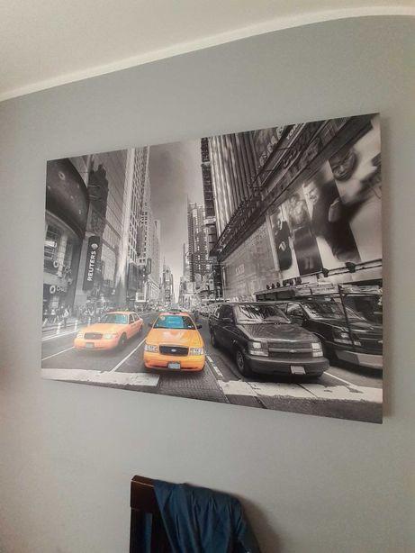 Obraz New York Taxi