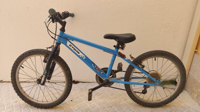 Bicicleta criança roda 20