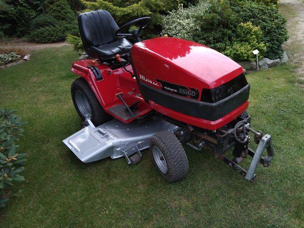 Traktorek kosiarka Honda 5516 Diesel Tuz
