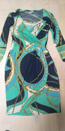 Sukienka Wallis j.Versace 36,